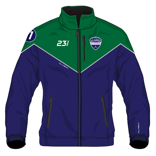 ALASKA PINILI Custom PAHA Pioneers - Fleece Jacket (Women's)