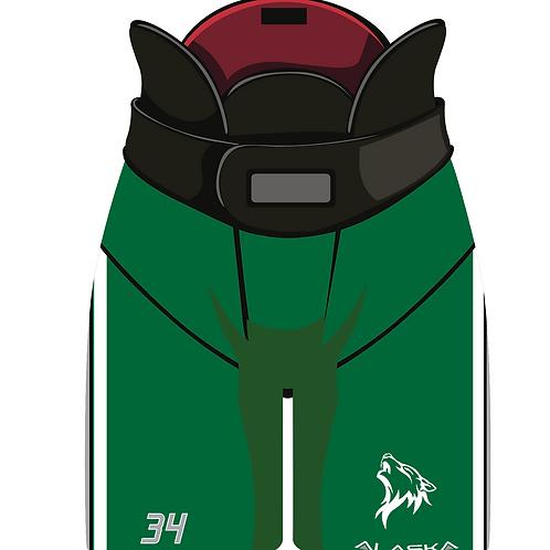 AKS Hockey Pant Shell - Custom Delta Huskies