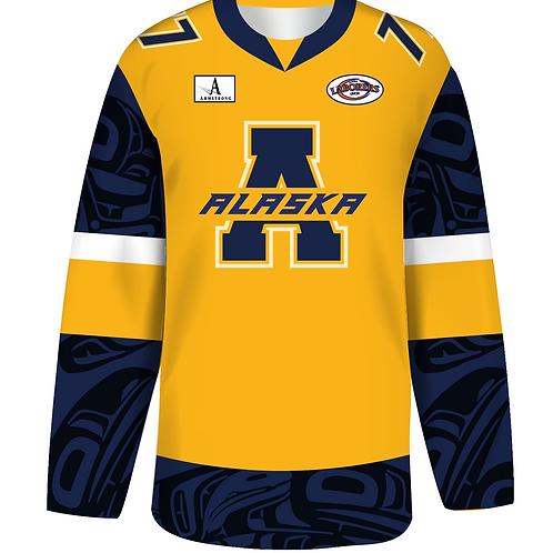 Alaska Blades 2021 Player Kit