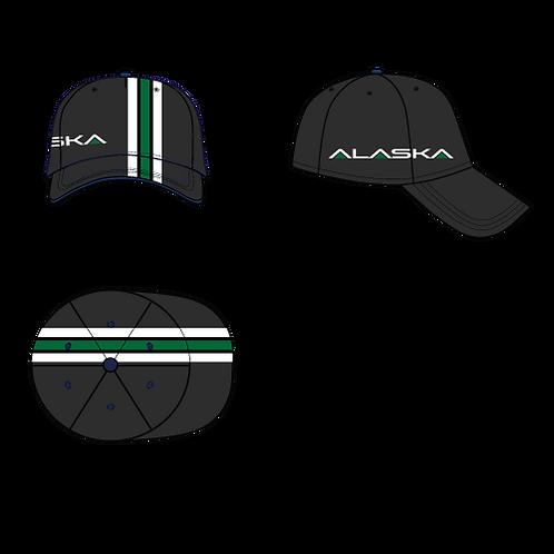 Alaska Strong Racing Stripes - Elasti-Fit