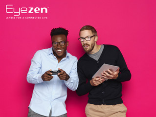Do you suffer from eyestrain? Eyezen™ is the answer!