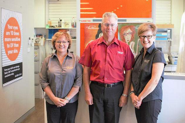 The Team at Moss Vale Optical