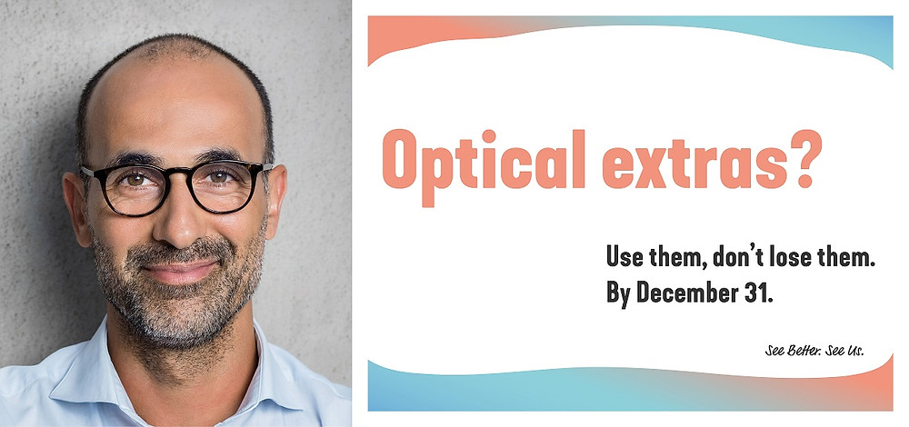 Optical Extras banner