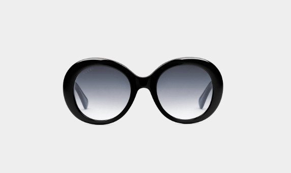 Gucci 'Oval' sunglasses
