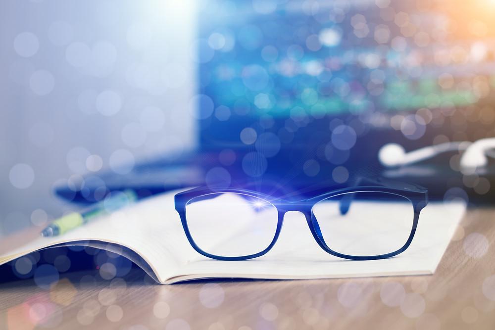 Anti Fatigue Blue Light Blocking Glasses