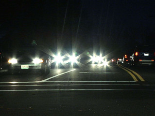 Night Blindness- Tips to Improve Night Driving