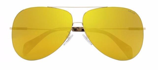 Police Eyewear Yellow lenses