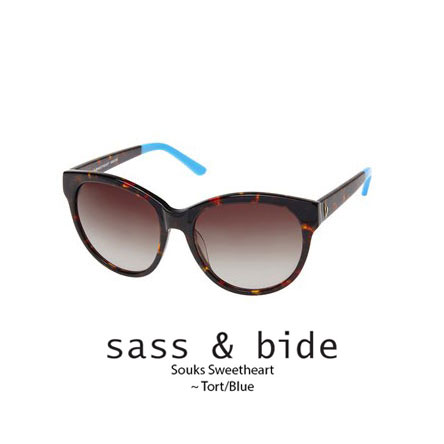 sass and bide souks sweetheart tort with blue dip temple