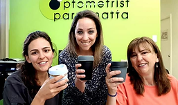 The team at optometrists parramatta