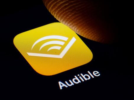 Audible: Leer escuchando.