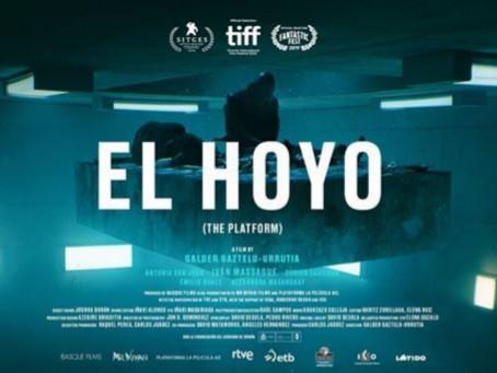 El Hoyo, una fantastica película española que no vas a querer ver.