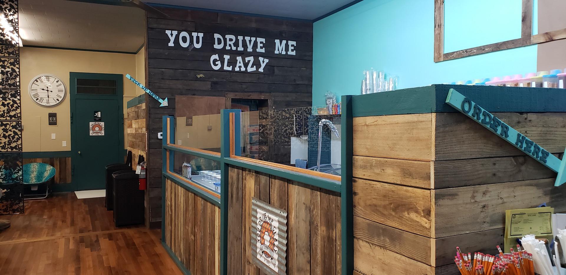 You Drive Me Glazy