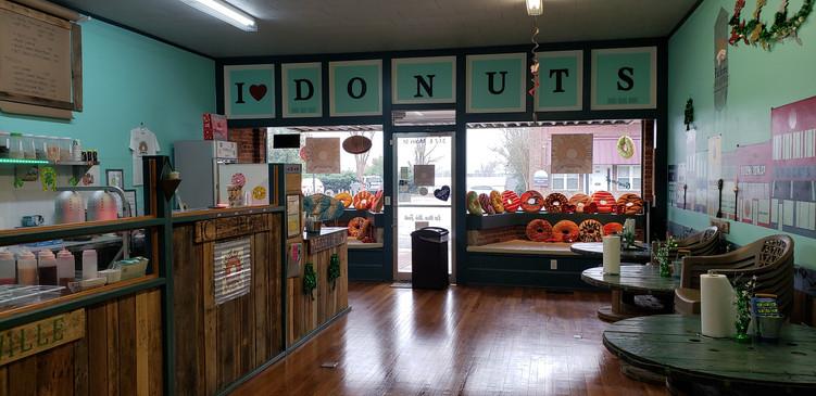 I Love Donuts!!