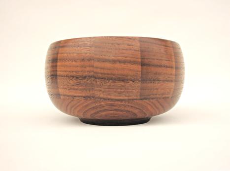 Walnut bowl #463