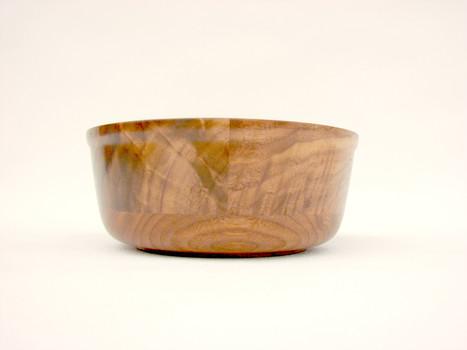 Walnut bowl #558
