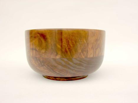 Walnut bowl #471