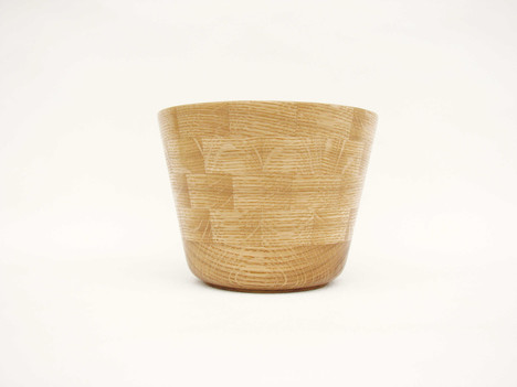 White Oak bowl #525