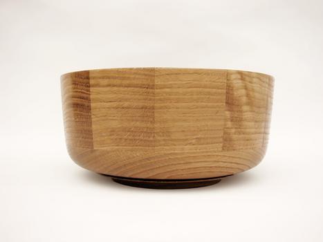 White oak bowl #524