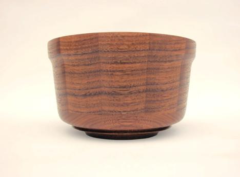 Walnut bowl #461