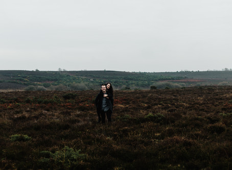 SOPH & ANDY // COUPLE SESSION // NEW FOREST