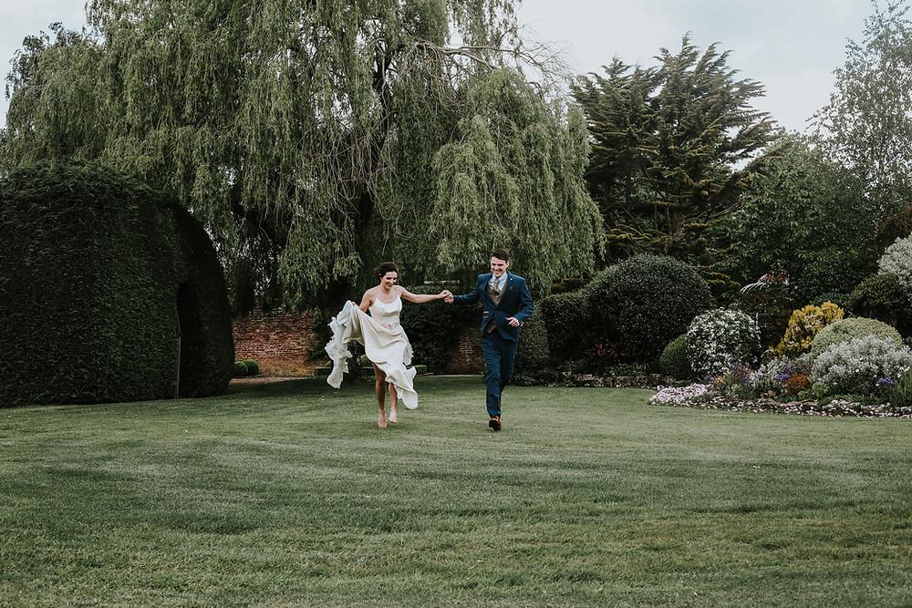 dorset garden wedding