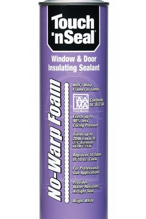 No-Warp Foam Window & Door Insulating Sealant