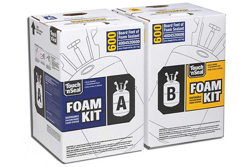 Touch n Seal Standard Foam Kit 600