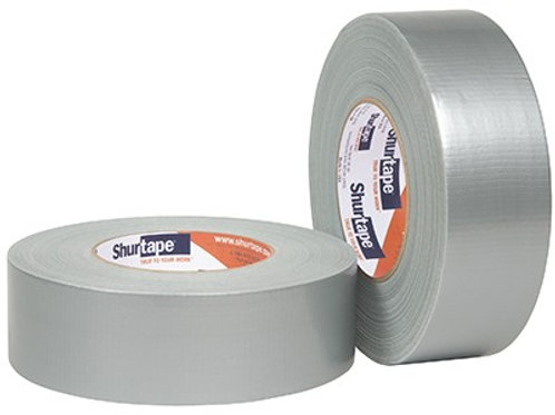 Shurtape- HVAC Contractor Grade Cloth Duct tape 2""
