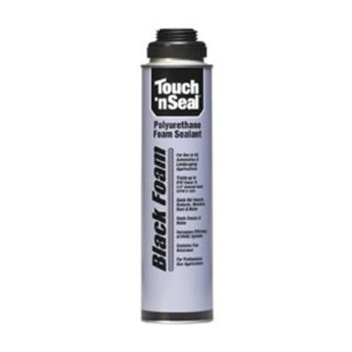 Black Foam Polyurethane Foam Sealant (24oz)