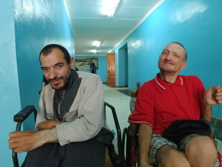 Love in Action - Working in Moldova with Vulnerable People