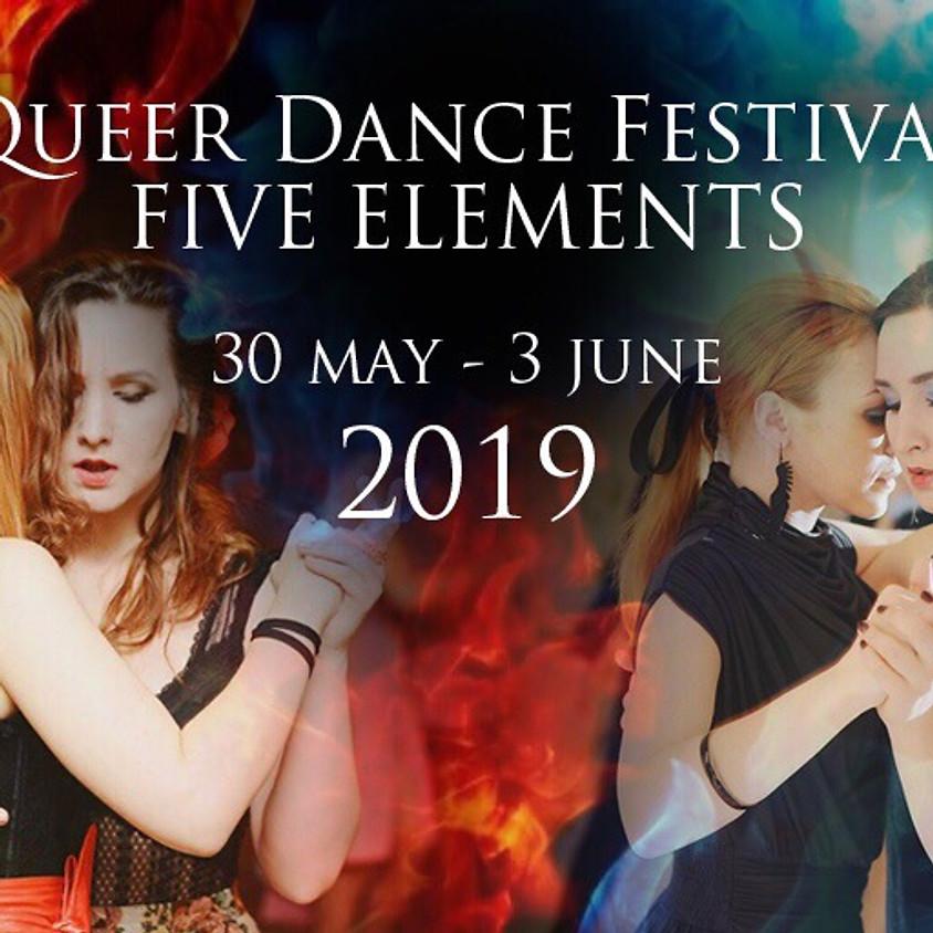 V Международный Queer Dance Festival 2019