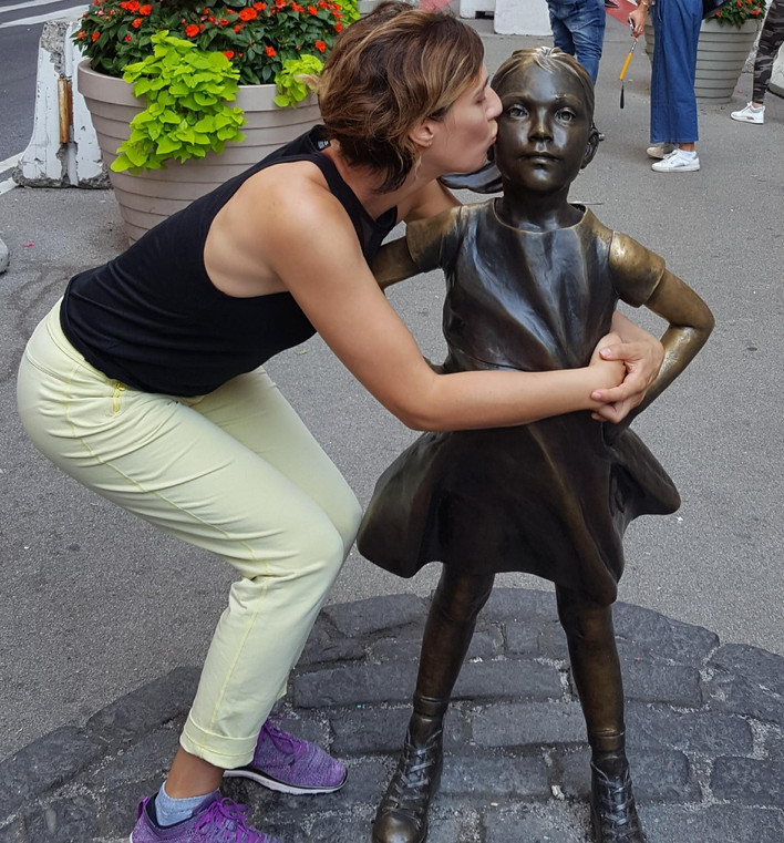 Fearless Girls Required