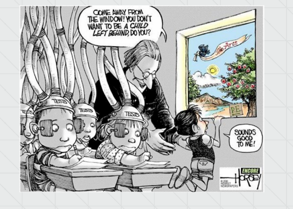 NCLB and the Null Curriculum