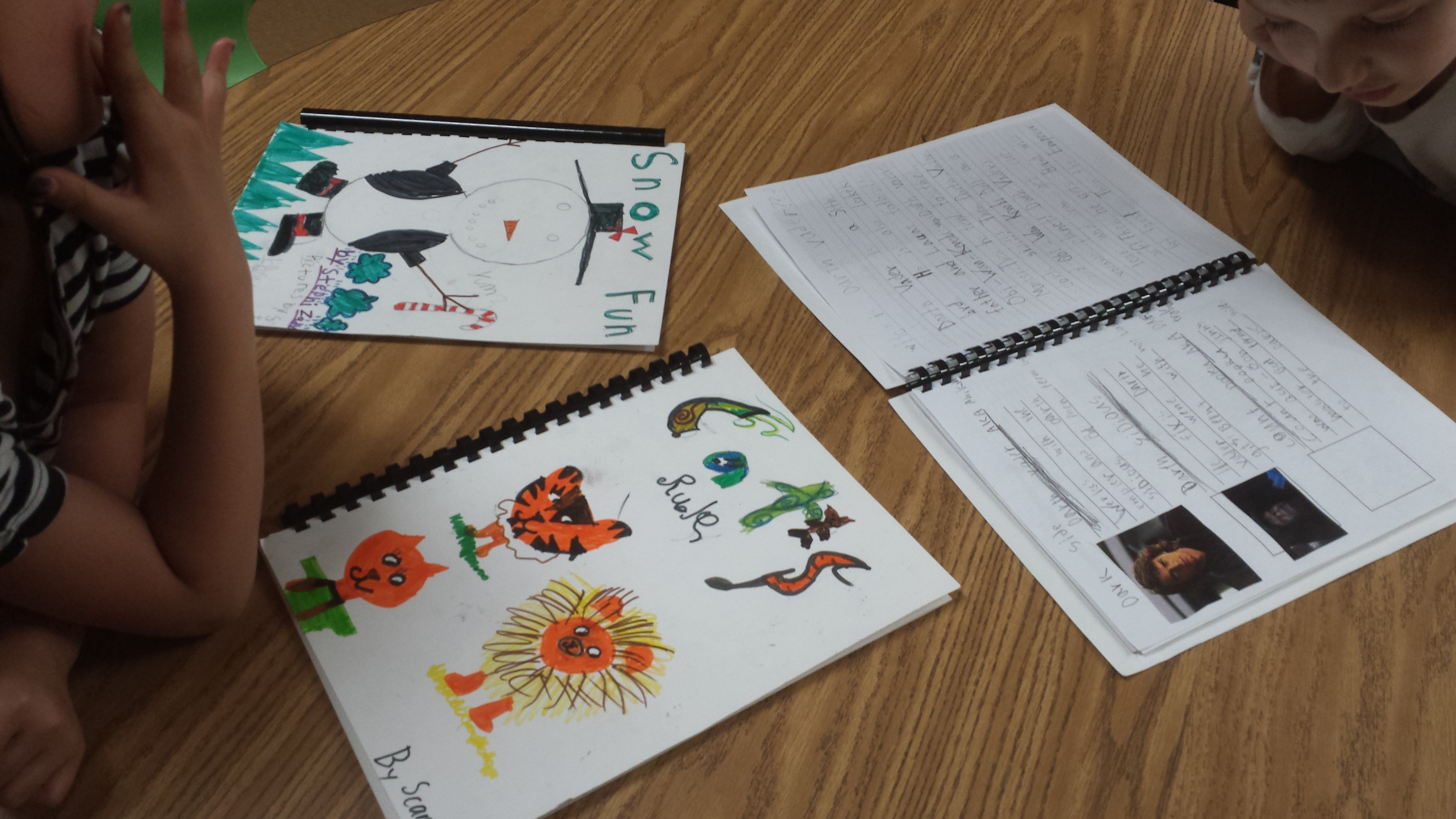 Creating Books
