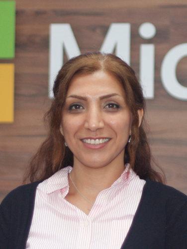 Dr Lida Ghahremanlou