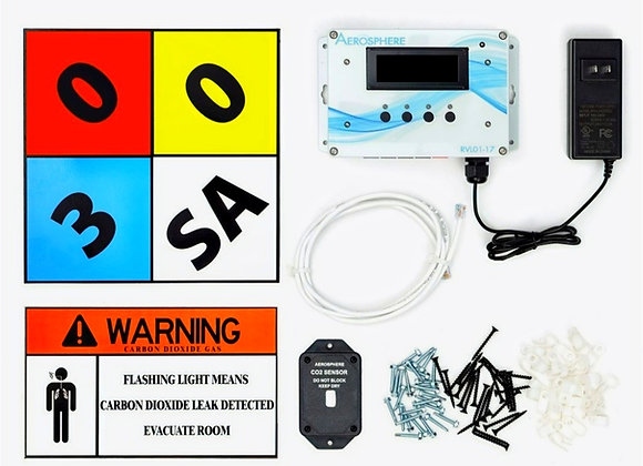Standard Aerosphere® CO2 Monitoring System