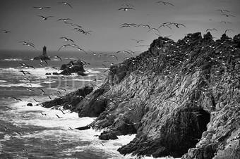 Pointe du Raz. Bretagne