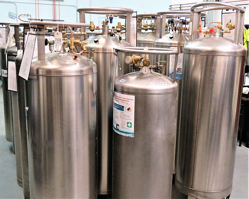 CO2 Tank Services