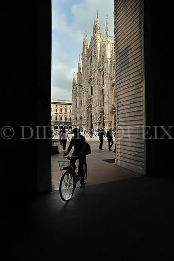 Milan. Italie