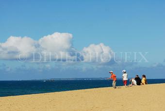 La-plage. Bretagne