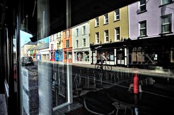 Cahersiveen. County Kerry. Irlande