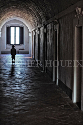 Le Petit Prince. Toscane. Itali