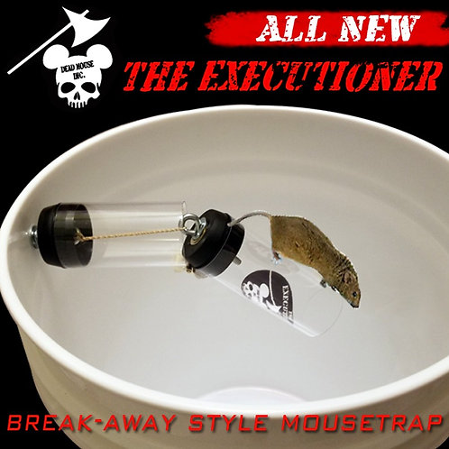 THE EXECUTIONER- repeating mouse trap CLEAR ONLY
