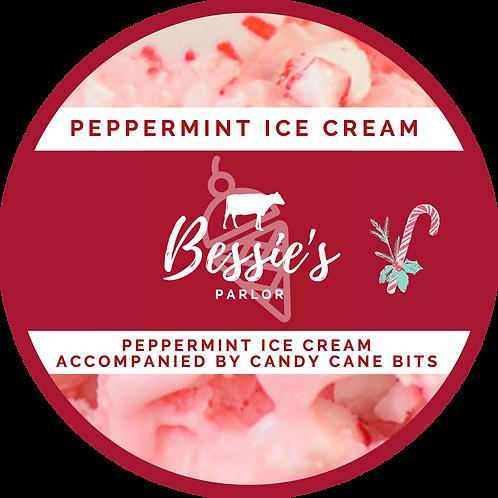 peppermint ice cream pint