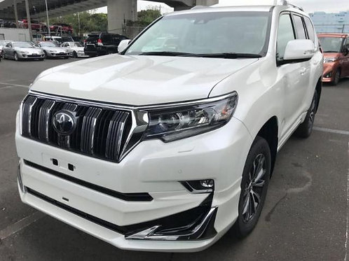 Toyota Land Cruiser Prado TRJ150 2018 год