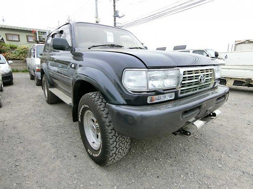 Toyota Land Cruiser HDJ81 1995 год