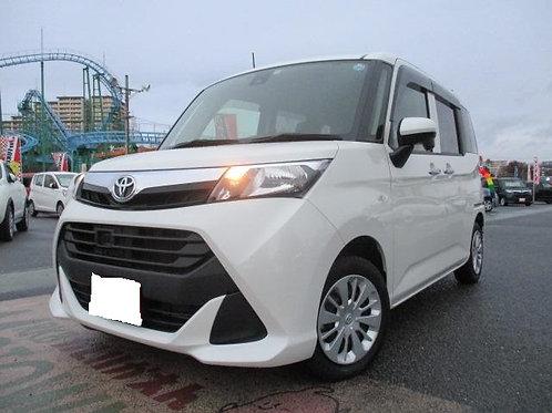 Toyota Tank M900A 2016 год