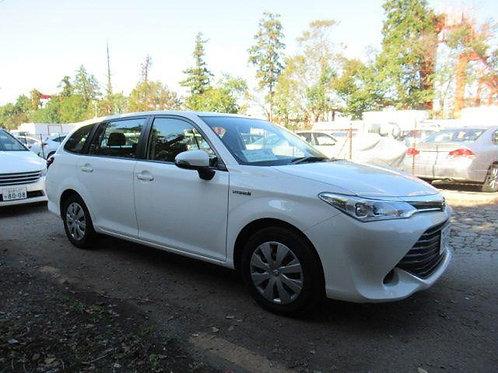 Toyota Corolla Fielder NKE165G 2016 год