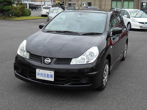 Nissan Wingroad Y12 2015 год