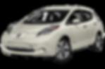 Nissan Leaf Aze0 электрокар электромобиль